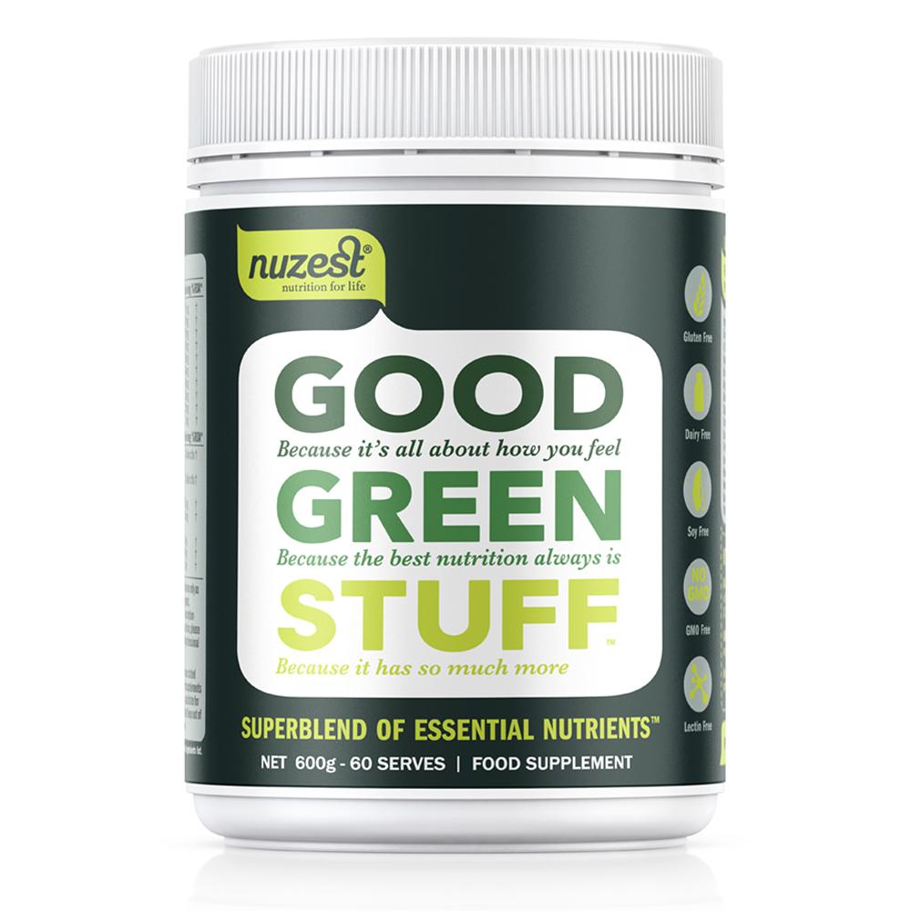 Good Green Stuff 600g