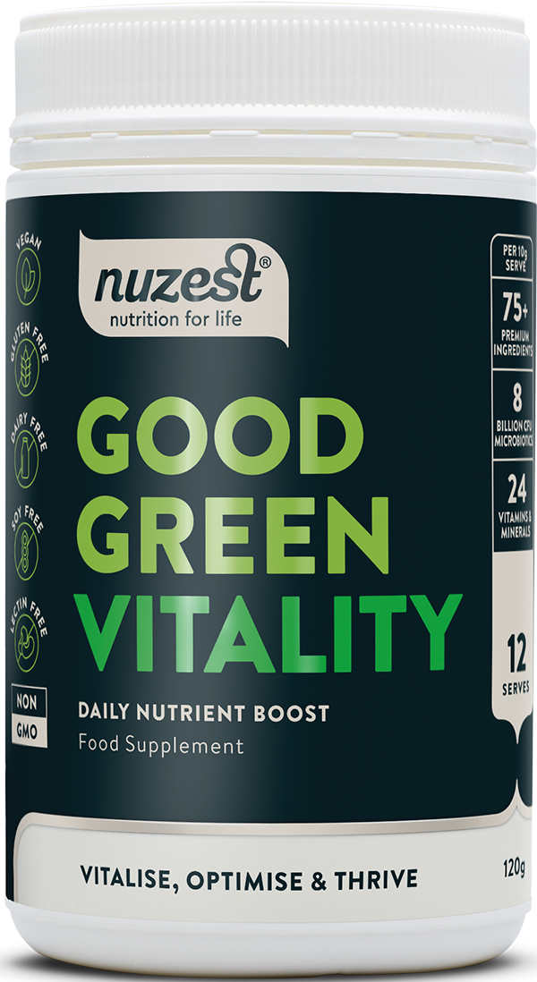 Good Green Vitality 120g (Currently Unavailable)
