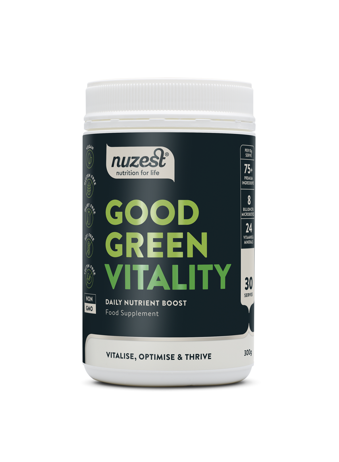 Good Green Vitality 300g (Currently Unavailable)