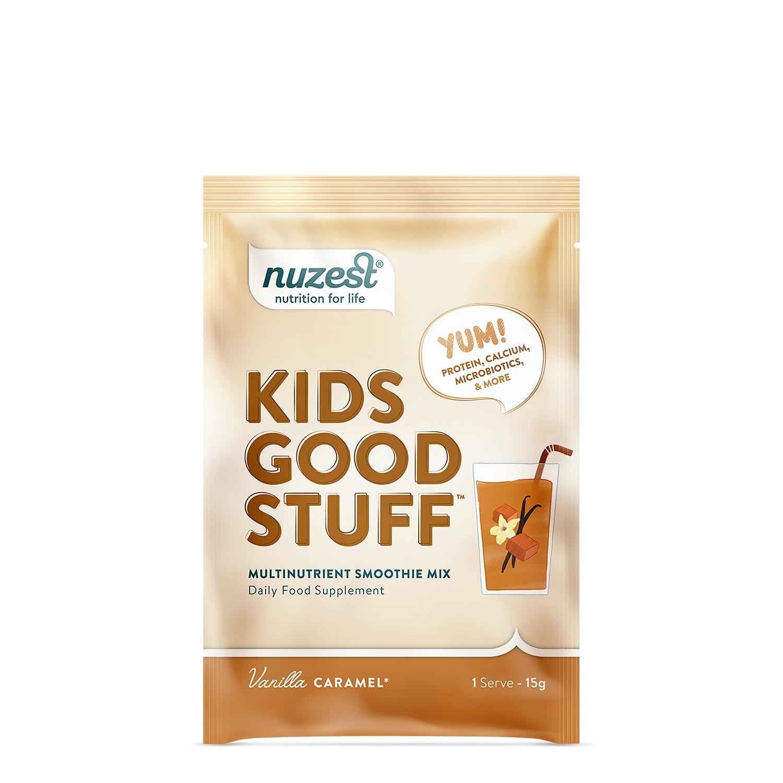Kids Good Stuff Vanilla Caramel 15g