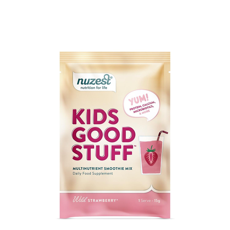 Kids Good Stuff Wild Strawberry 15g SINGLE