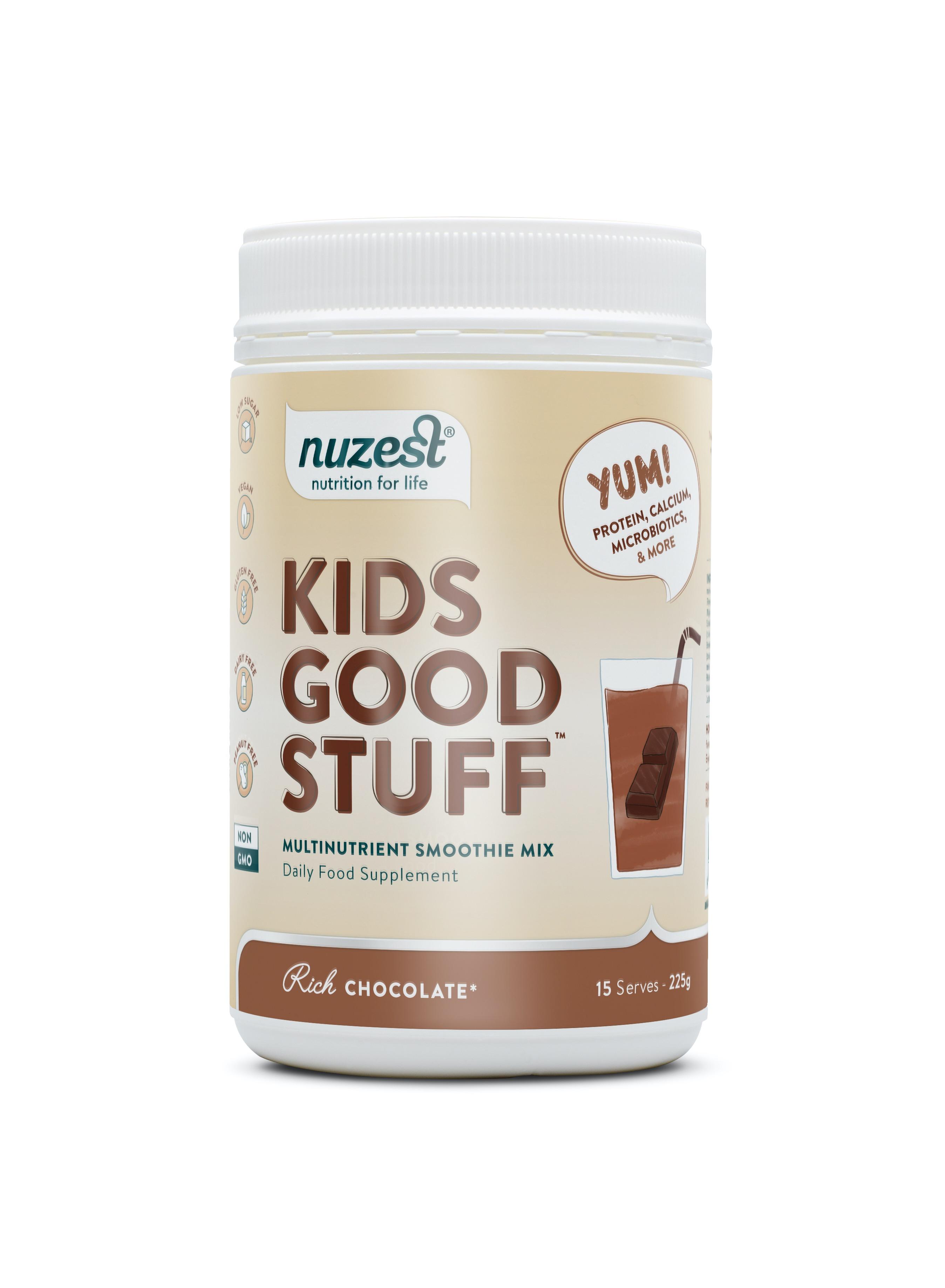 Kids Good Stuff Rich Chocolate 225g