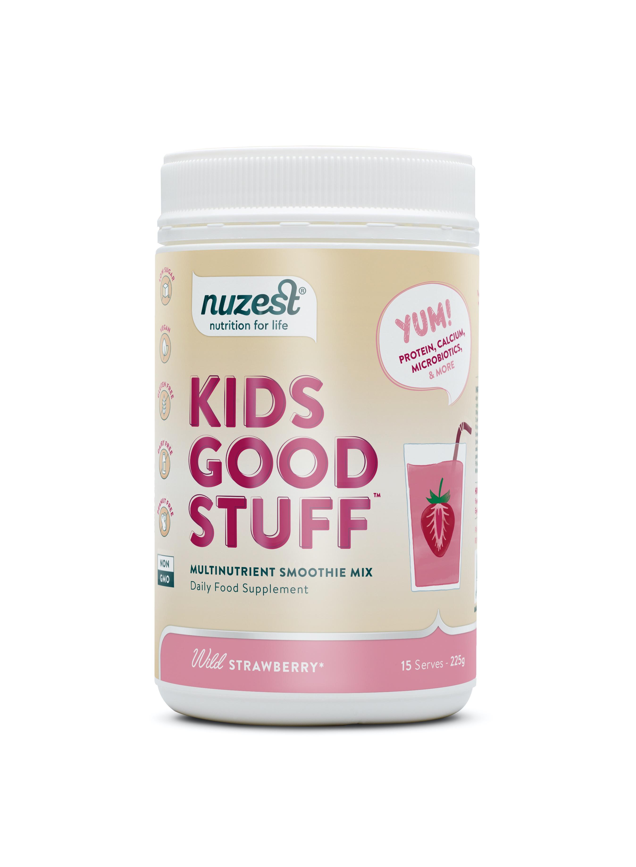 Kids Good Stuff Wild Strawberry 225g