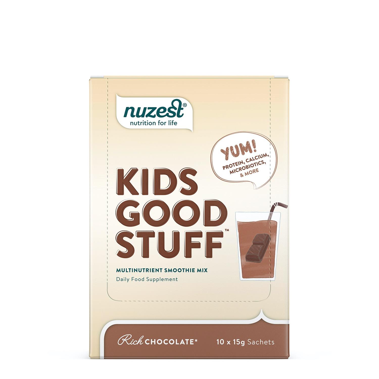Kids Good Stuff Rich Chocolate 10 x 15g