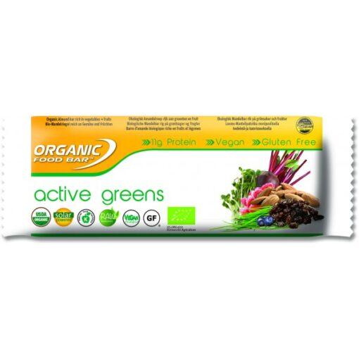 Active Greens 12 x 68g bars