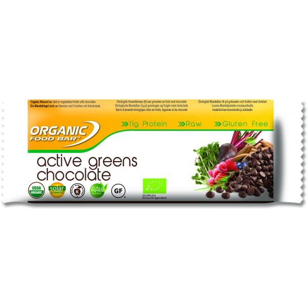 Active Greens Chocolate 12 x 68g bars