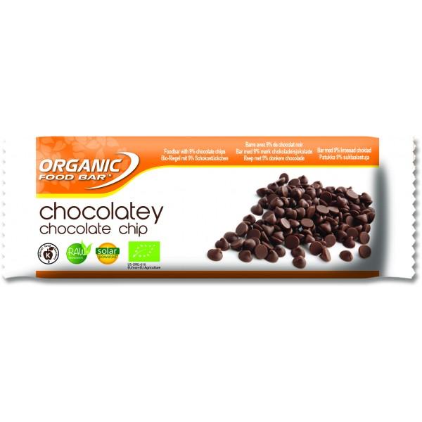 Chocolatey Chocolate Chip 12 x 50g bars