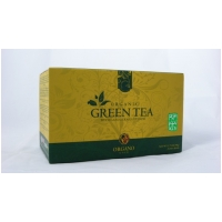 Organic Green Tea 25's