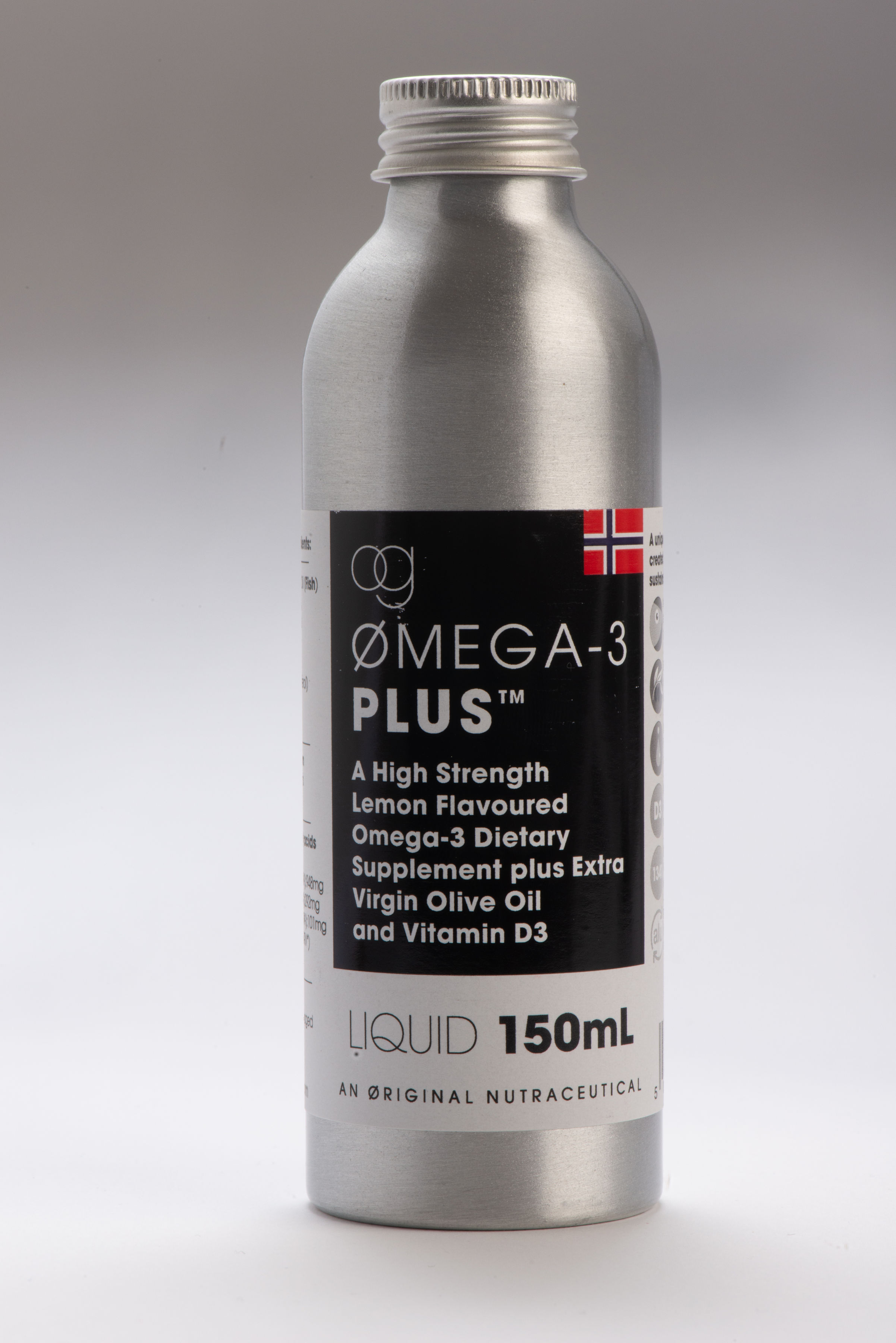 OG Omega-3 PLUS Liquid 150ml