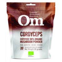 Om Cordyceps Mushroom Powder 60g