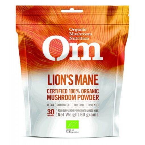 Om Lion's Mane 60g