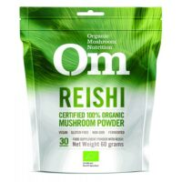 Om Reishi Mushroom Powder 60g