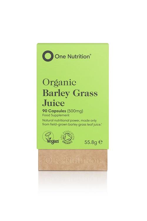 Barley Grass 500mg (Capsules) 90's