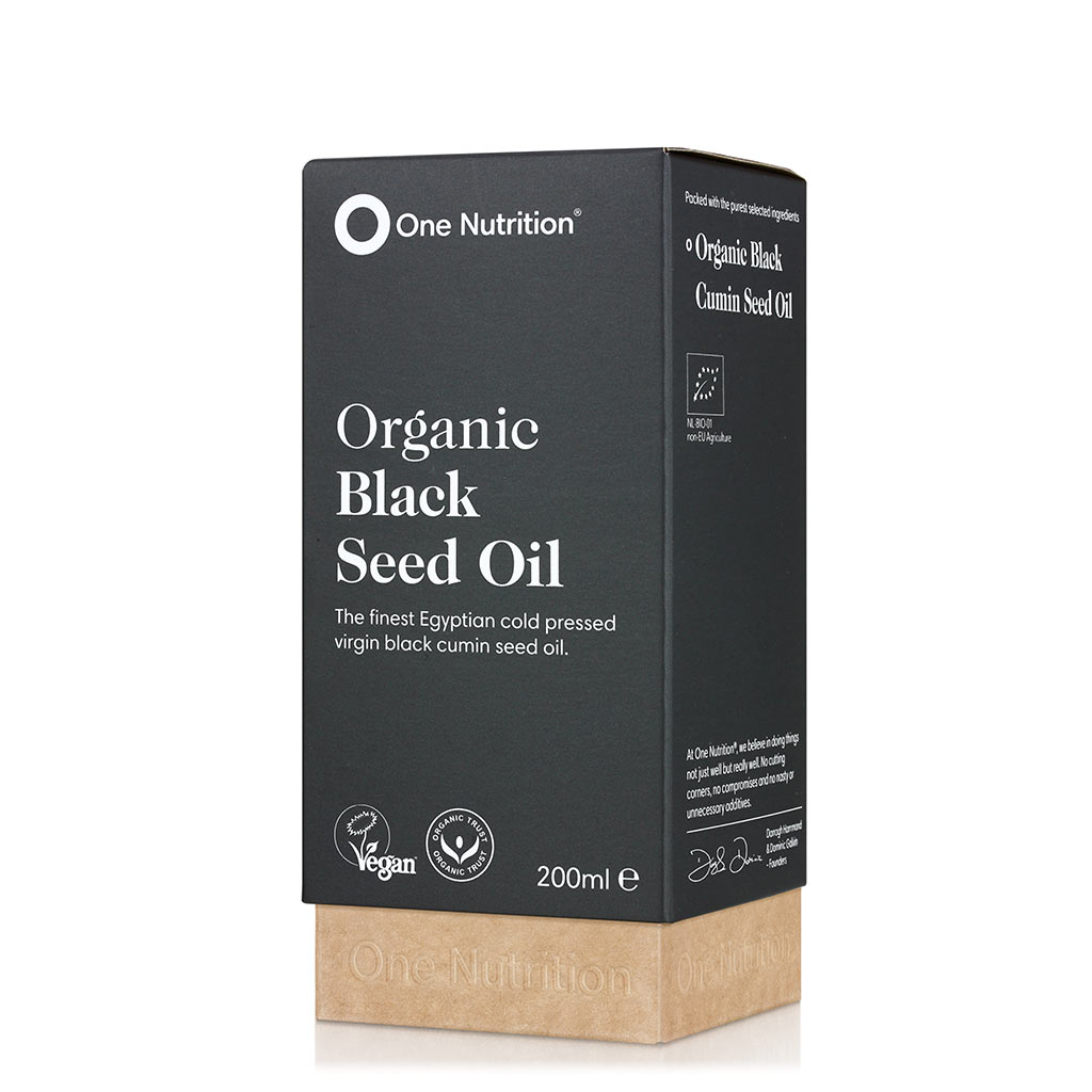 Organic Black Seed Oil 200ml (Currently Unavailable)