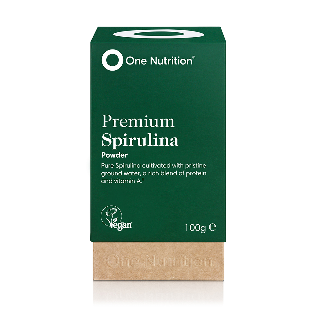 Premium Spirulina Powder 100g