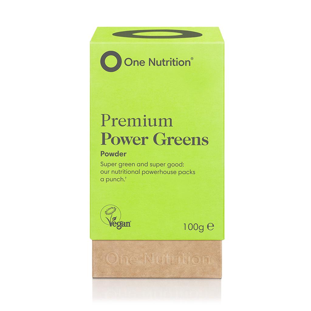 Premium Power Greens Powder 100g