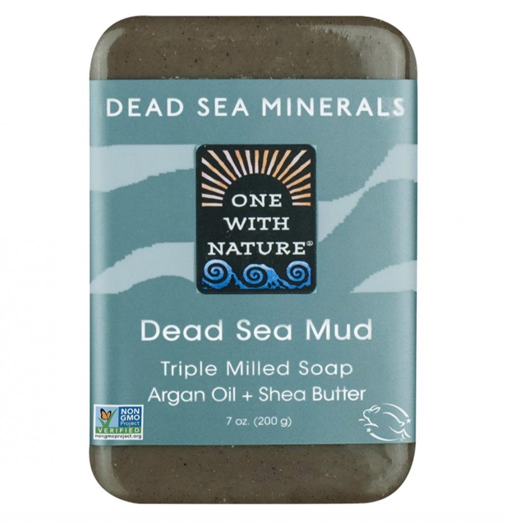 Dead Sea Mud Soap 200g