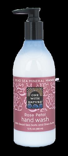 Rose Petal Hand Wash 350ml