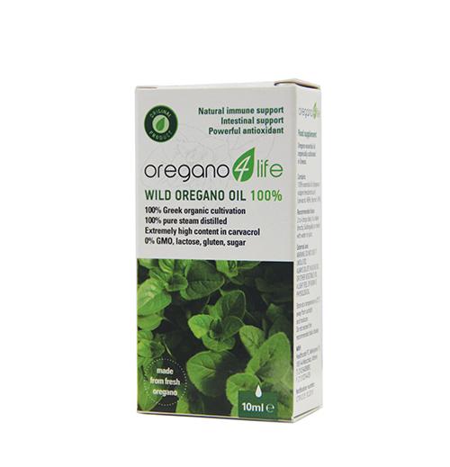 Wild Oregano Oil 100% 10ml