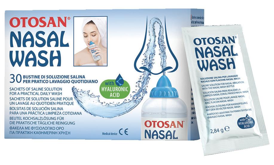 Otosan Nasal Wash Sachets 30's
