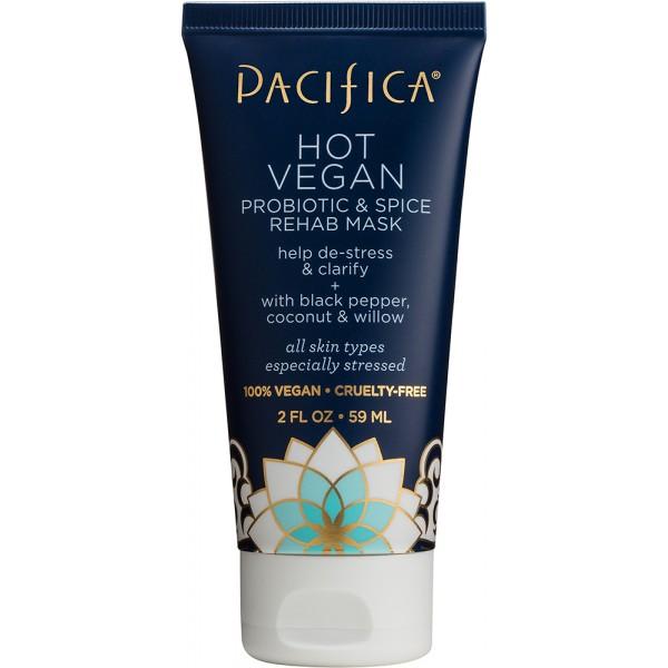 Hot Vegan Probiotic & Spice Rehab Mask 59ml