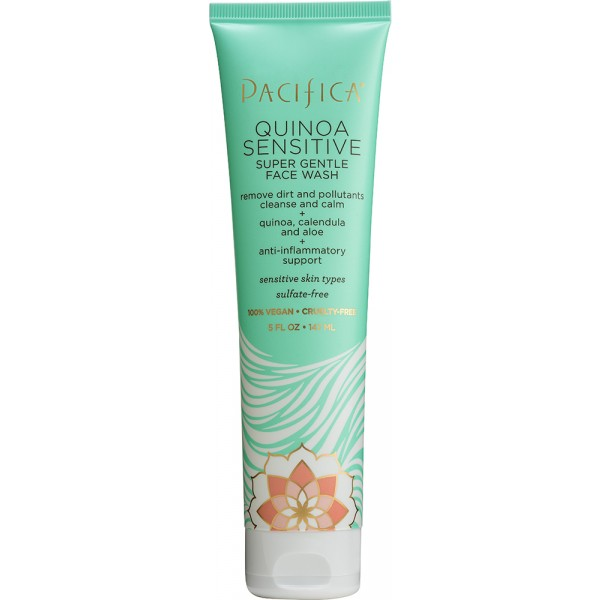 Quinoa Sensitive Super Gentle Face Wash 147ml