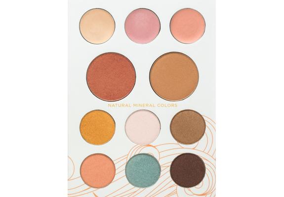 Solar Colour Mineral Palette (Kit)