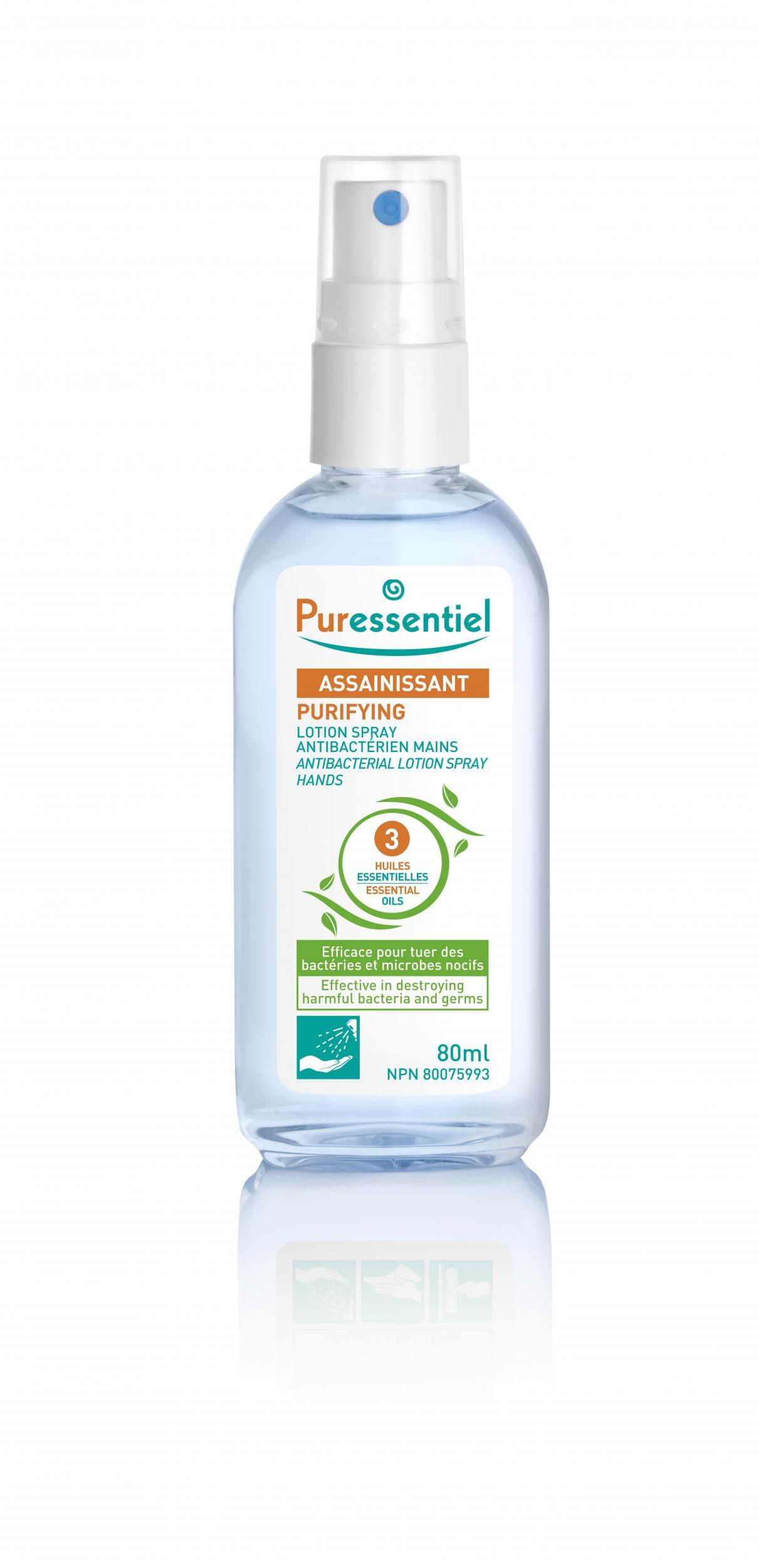 Antibacterial Lotion Spray 80ml