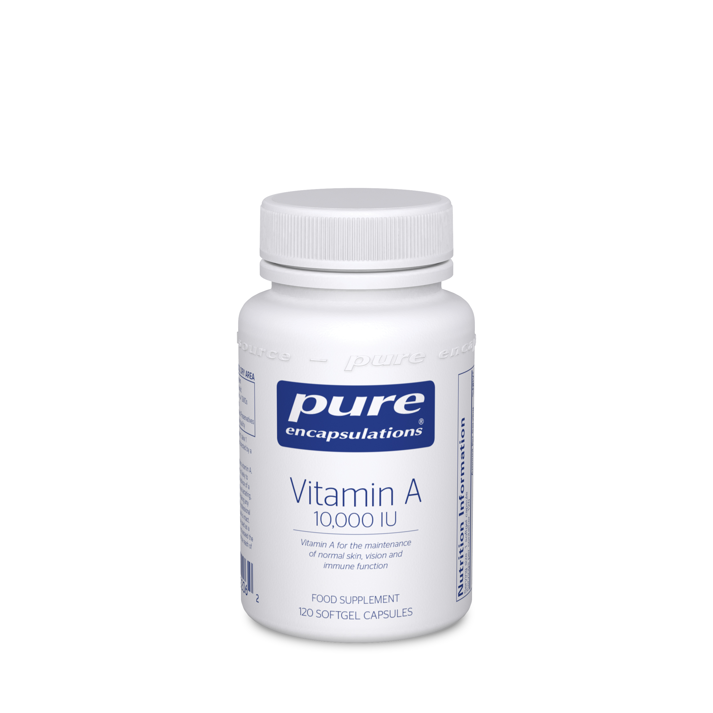 Vitamin A 10,000 IU 120's (Currently Unavailable)