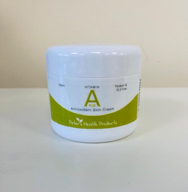 Vitamin A Plus Antioxidant Skin Cream 125ml