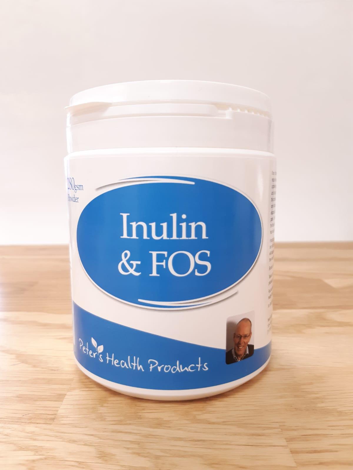 Inulin & FOS 280g