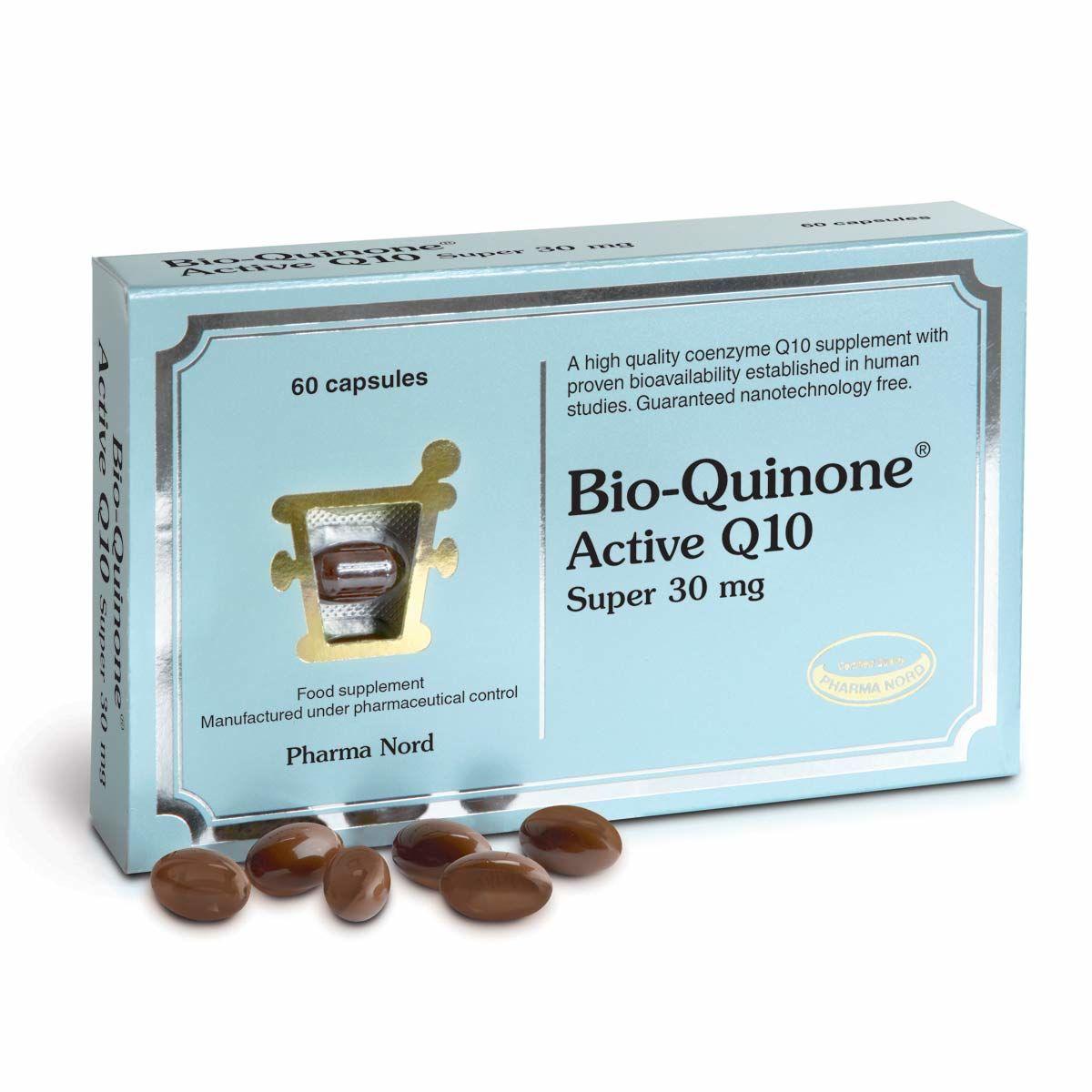 Bio-Quinone Active Q10 Super 30mg 60's
