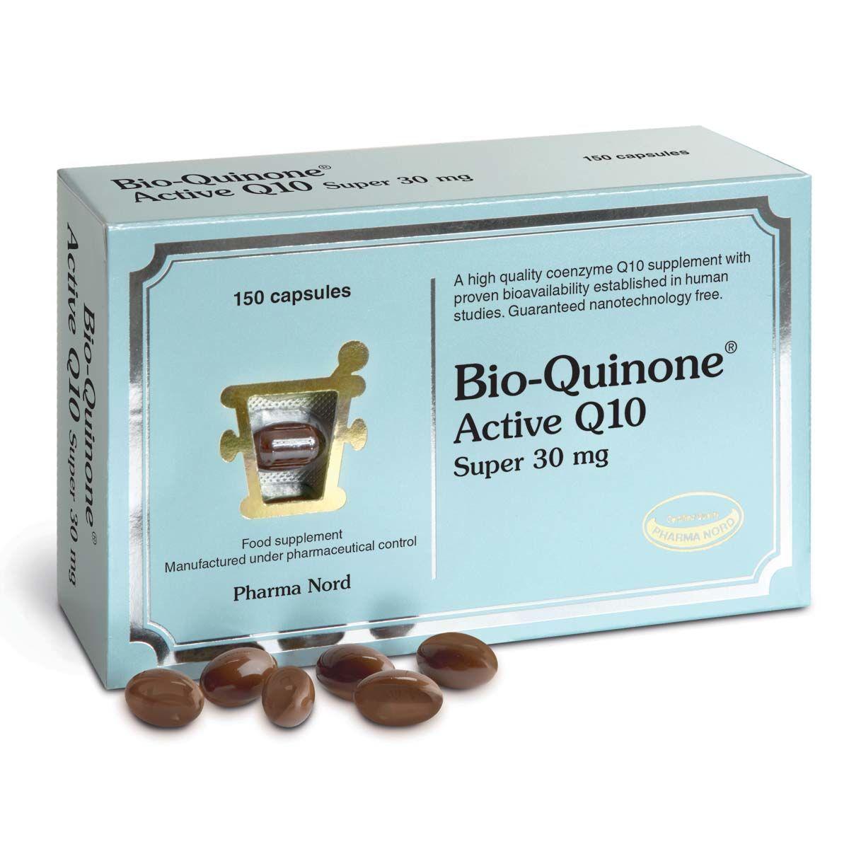 Bio-Quinone Active Q10 Super 30mg 150's