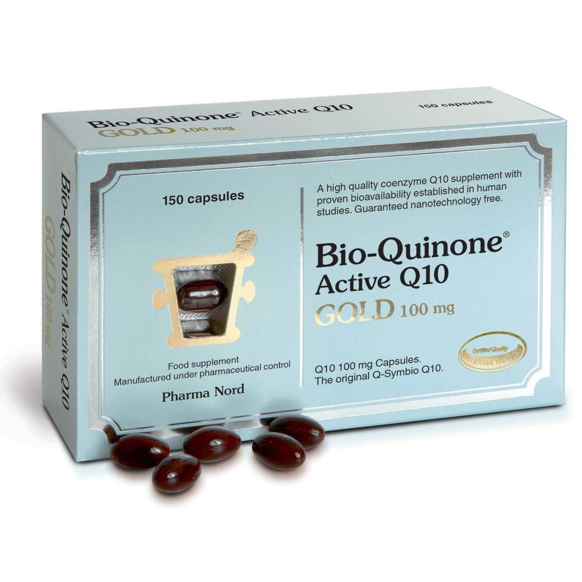 Bio-Quinone Active Q10 Gold 100mg 150's
