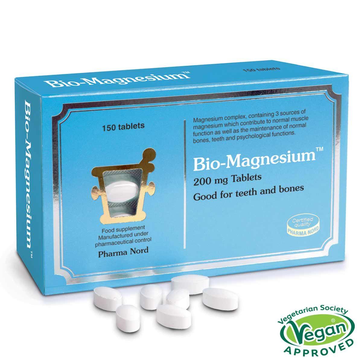 Bio-Magnesium 200mg 150's