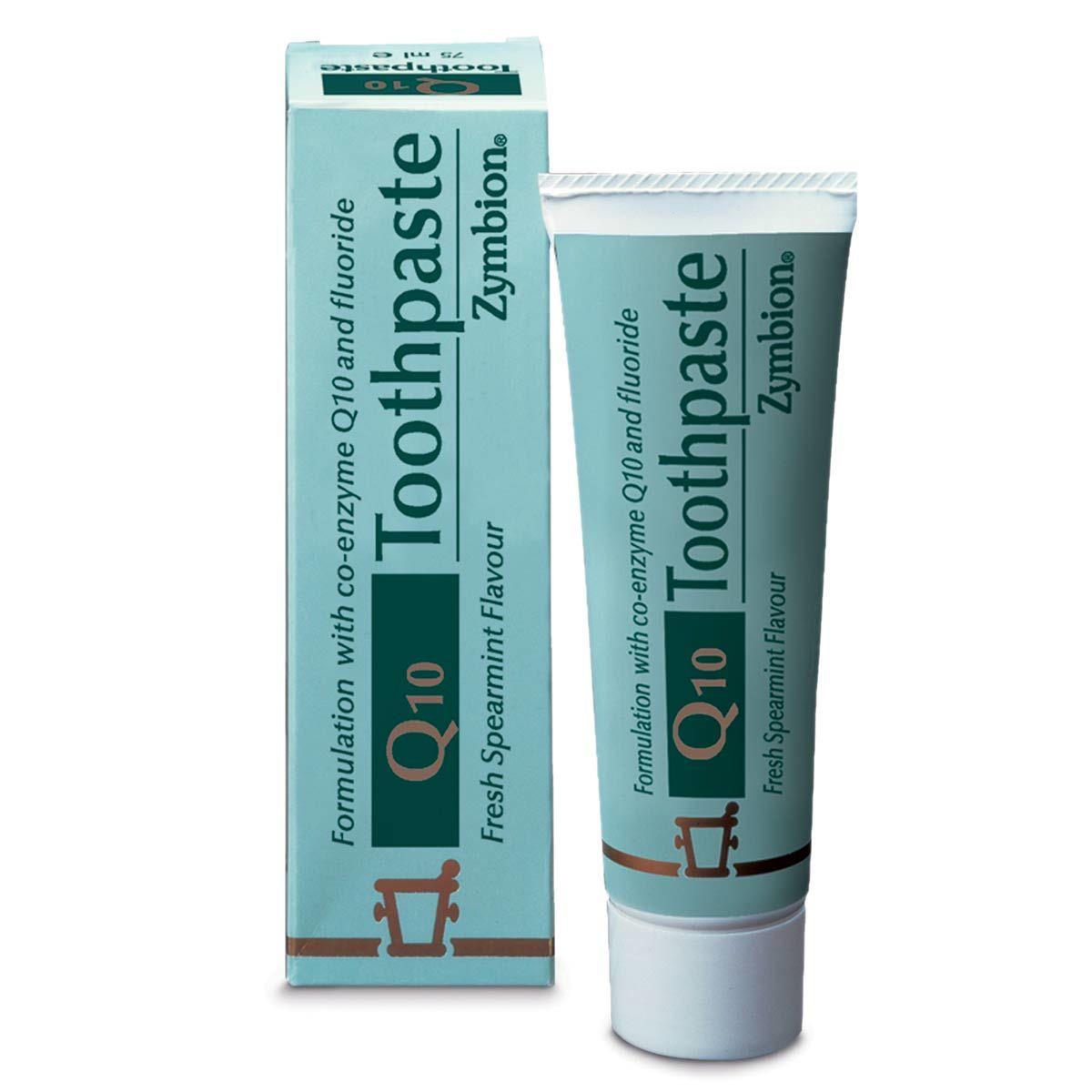 Q10 Toothpaste (+ Fluoride) 75ml