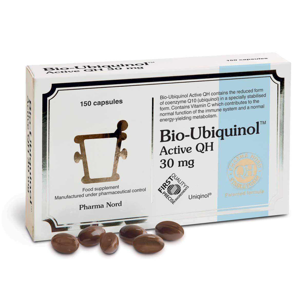 Bio-Ubiquinol Active QH 30mg 150's
