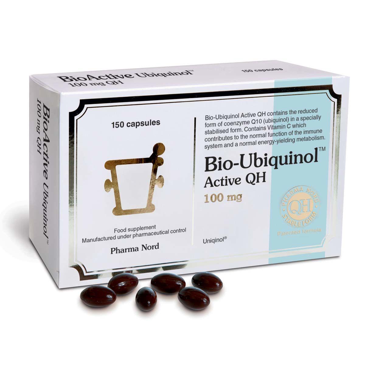 Bio-Ubiquinol Active QH 100mg 150's