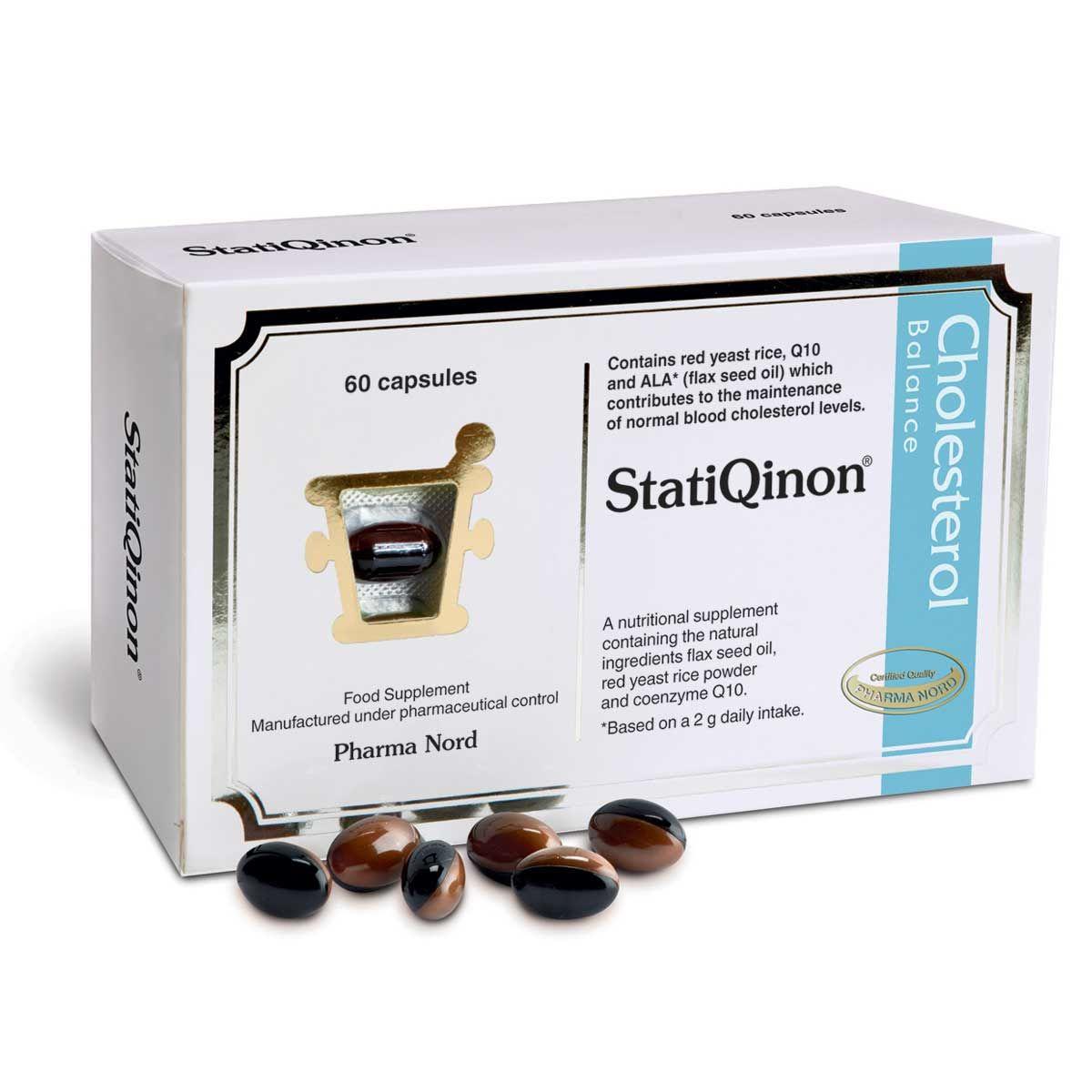 StatiQinon 60's