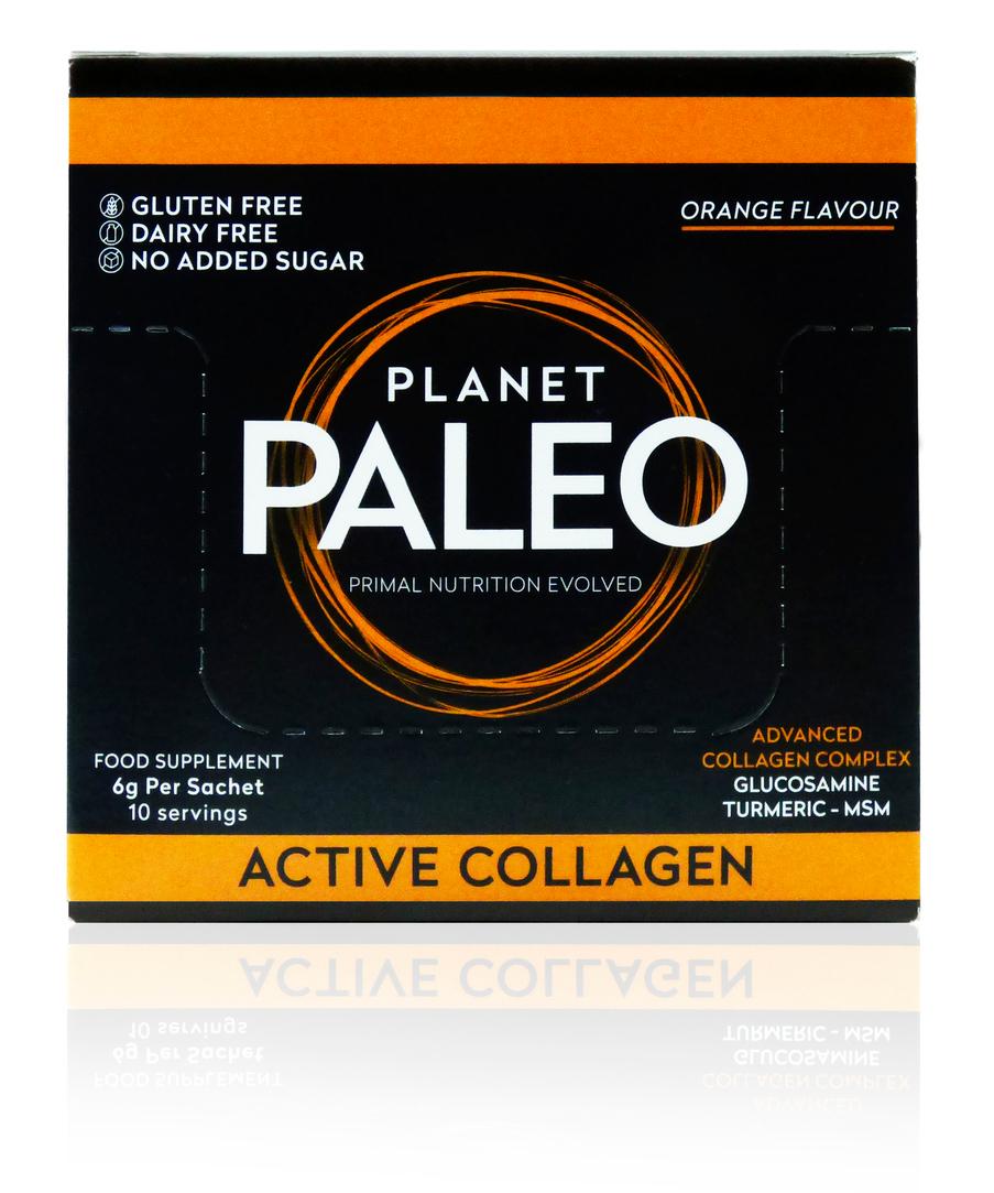 Active Collagen Sachets 10's