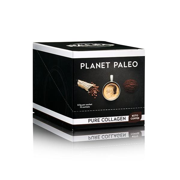 Pure Collagen Keto Coffee Case 15's