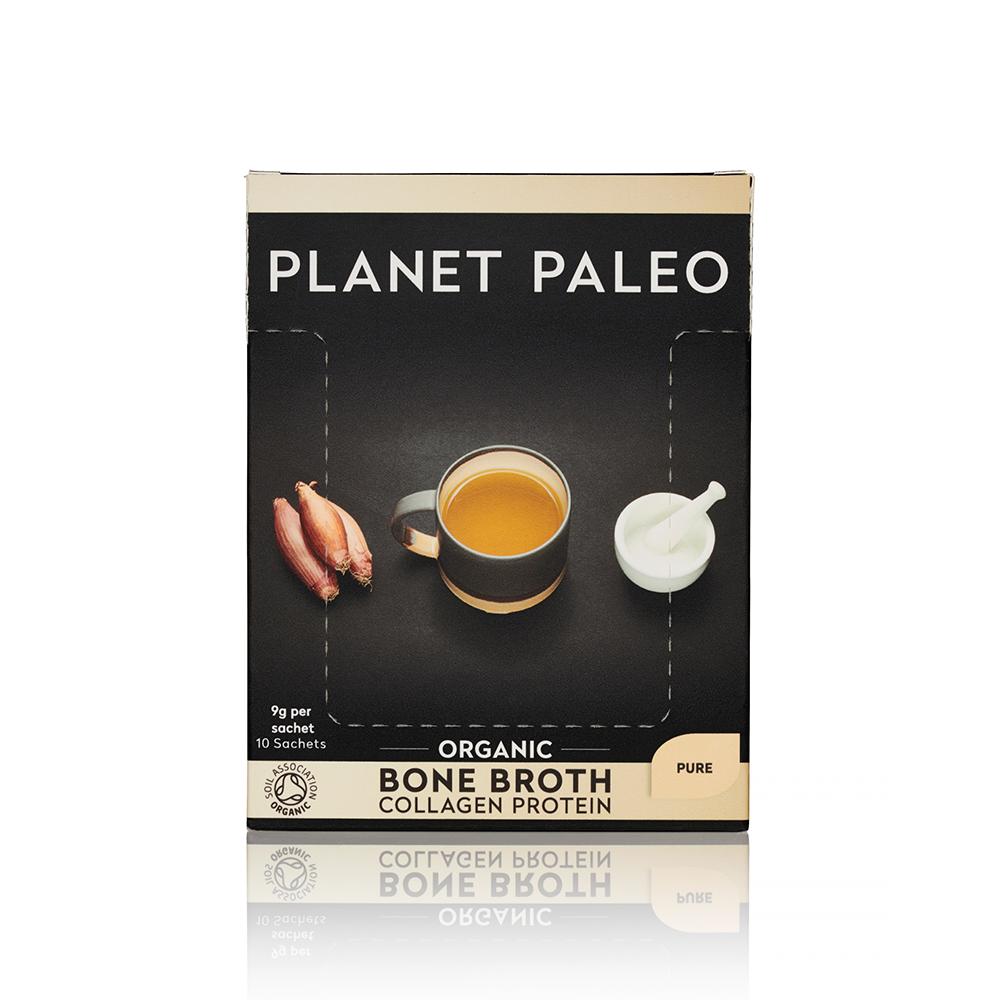 Organic Bone Broth Collagen Protein Pure CASE 10's