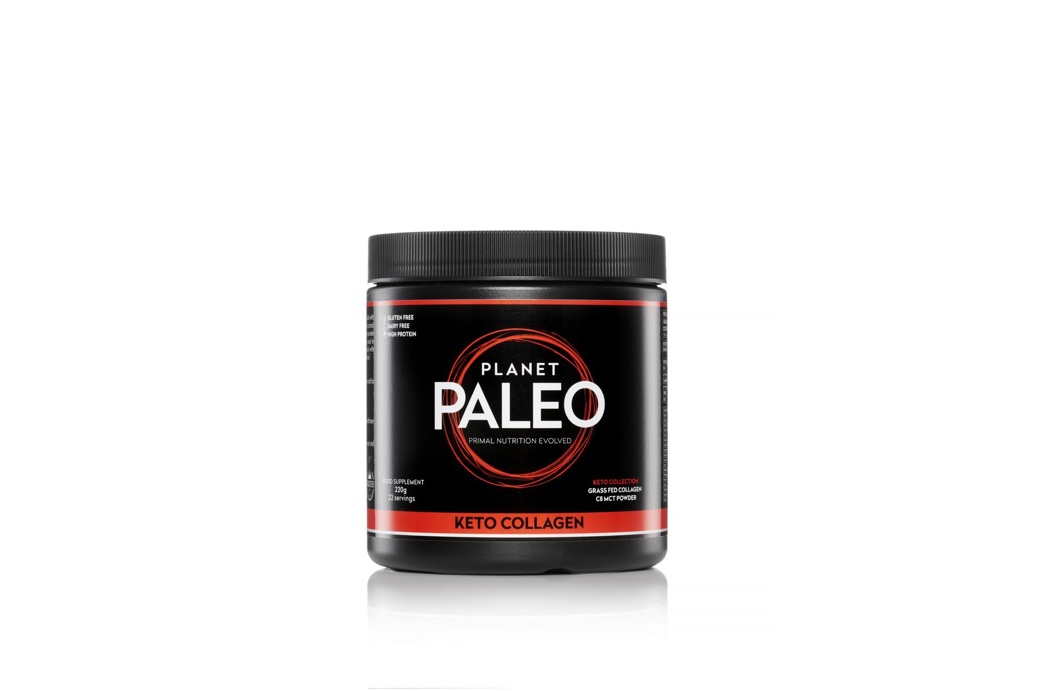 Keto Collagen 220g