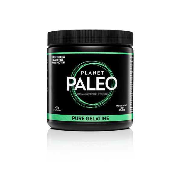 Pure Gelatine Regular 400g
