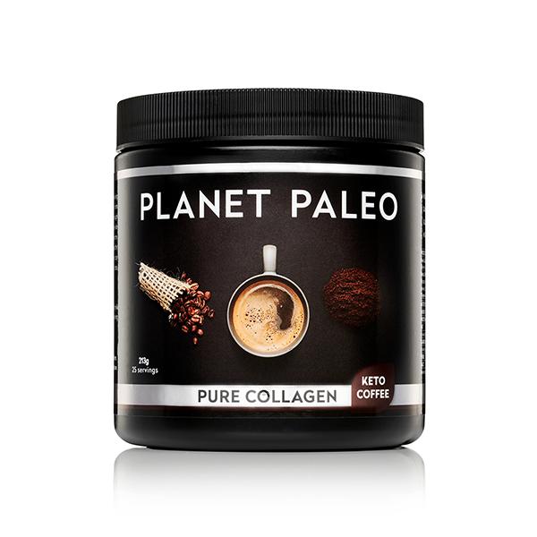Pure Collagen Keto Coffee 213g