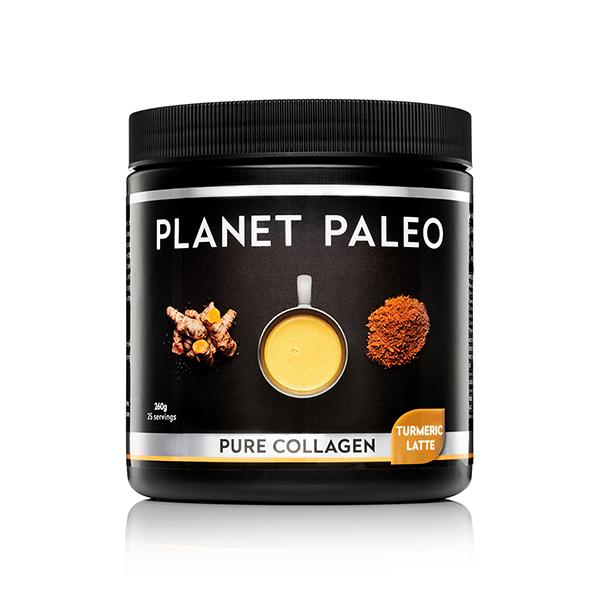 Pure Collagen Turmeric Latte 260g