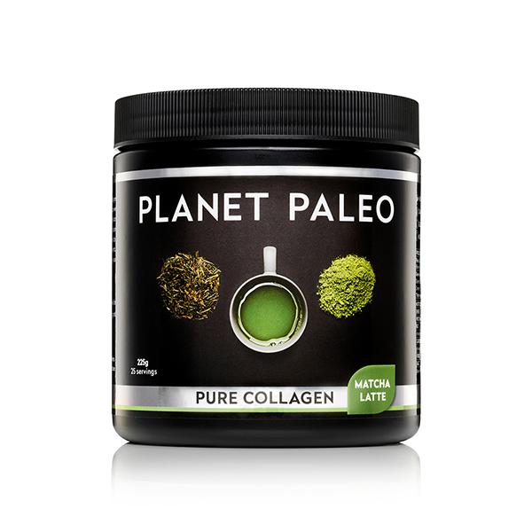 Pure Collagen Matcha Latte 225g