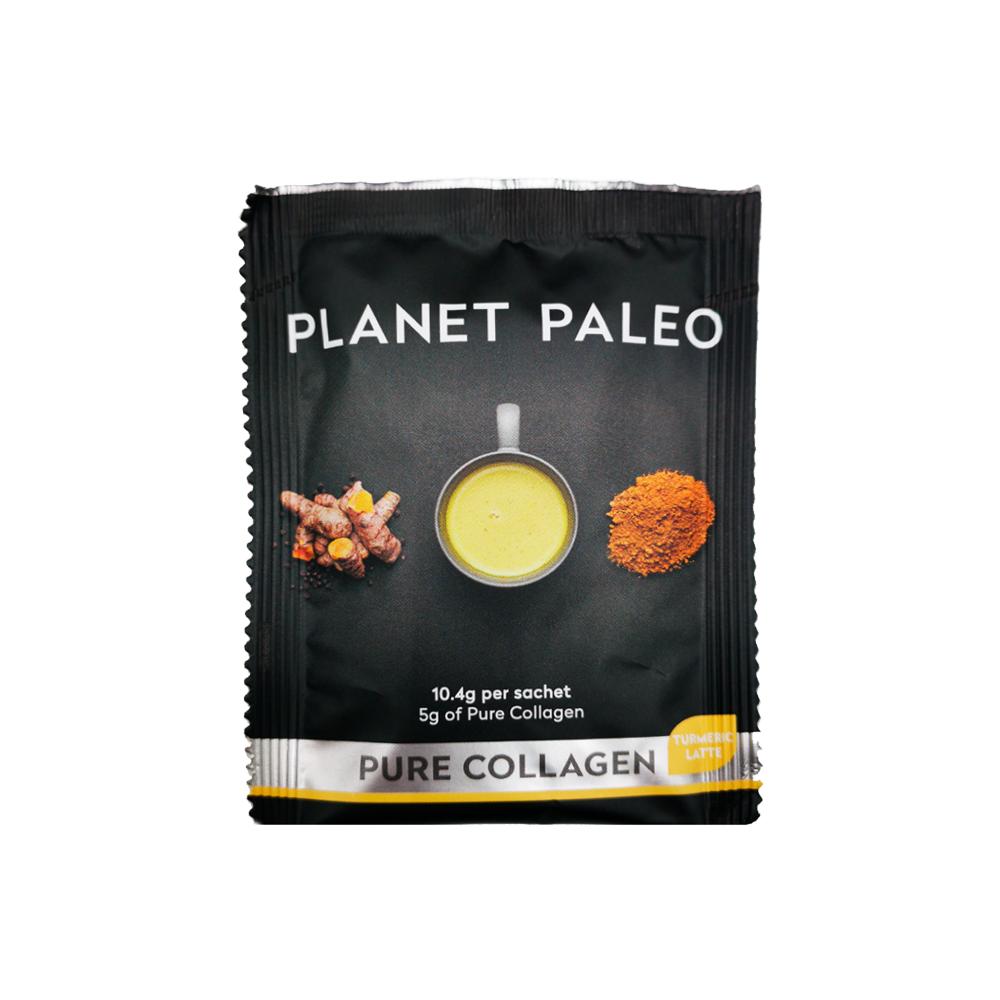 Pure Collagen Turmeric Latte 10.4g Sachet SINGLE