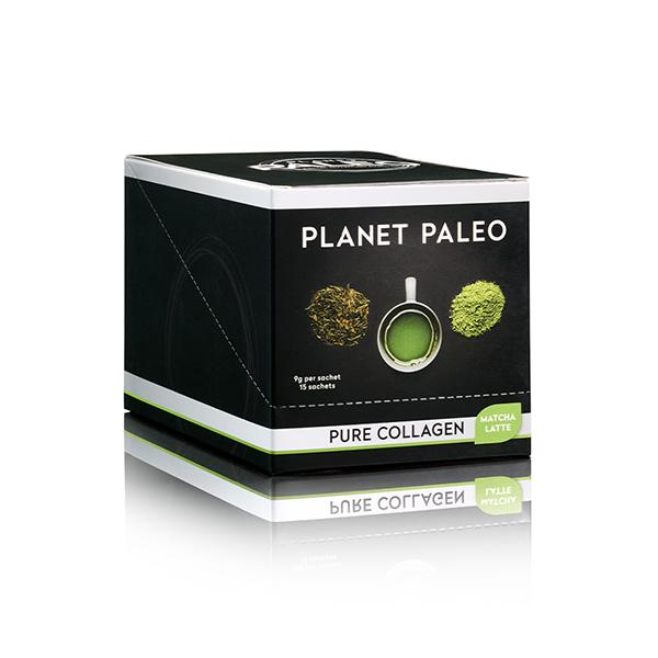 Pure Collagen Matcha Latte CASE 15's