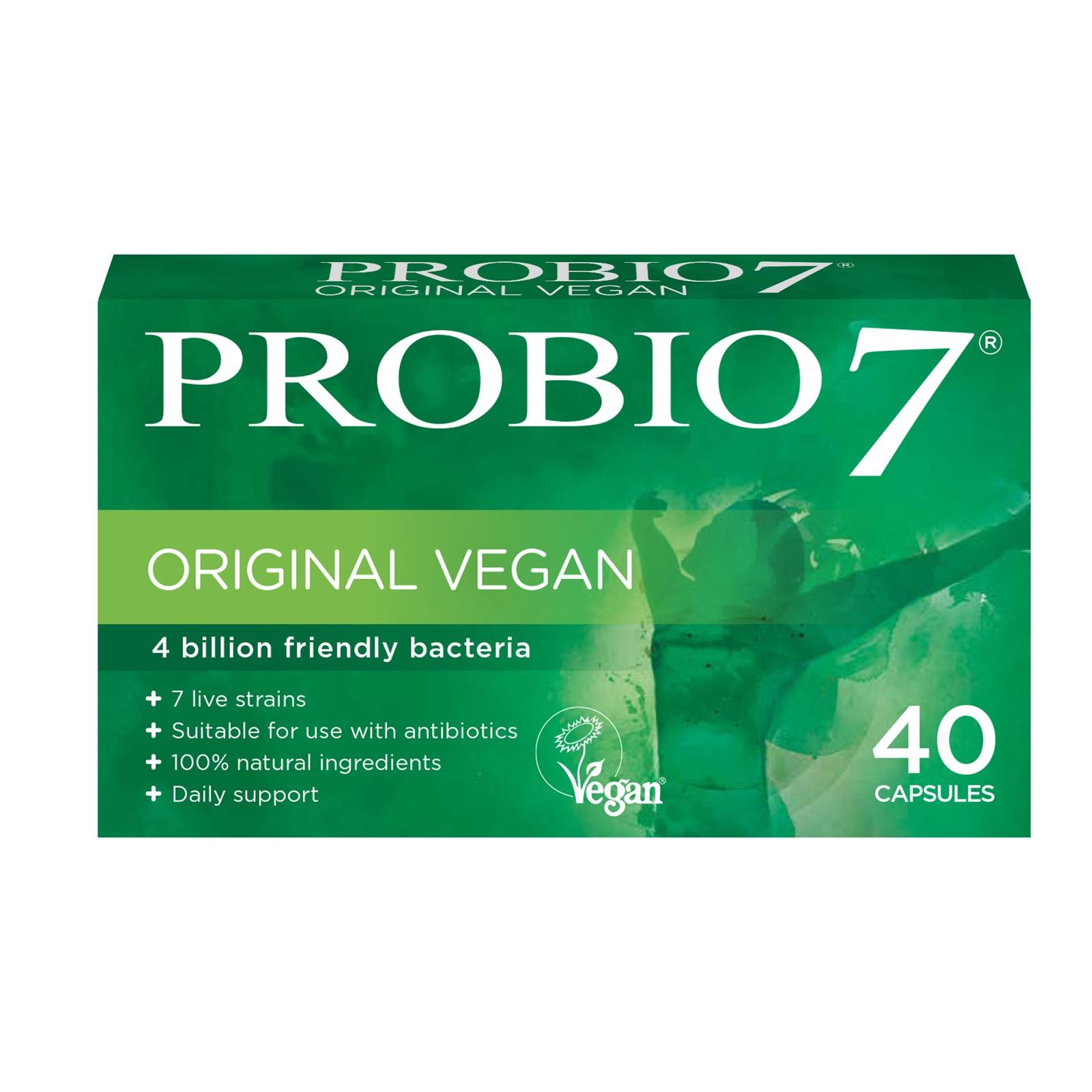 Original Vegan 40's
